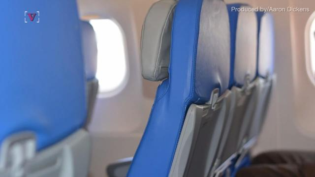 FAA reviewing airline seat sizes