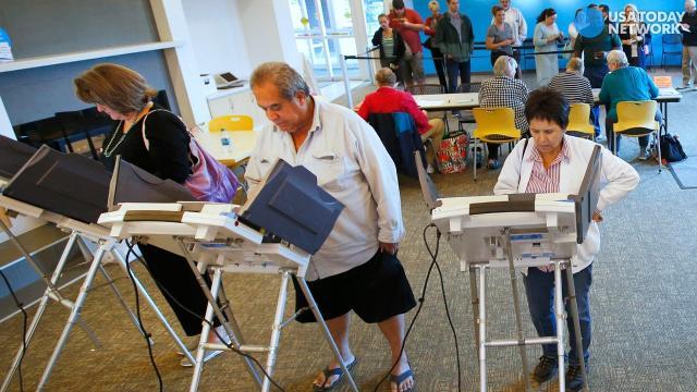 Hackers at DefCon conference exploit vulnerabilities in voting machines