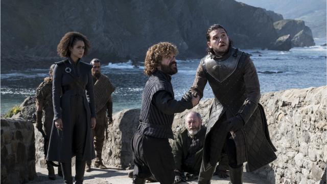'Game of Thrones' shockers: Season 7, episode 3