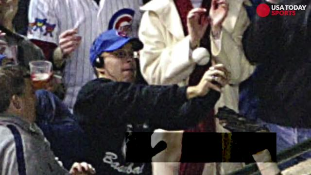 Steve Bartman to receive 2016 Cubs World Series ring