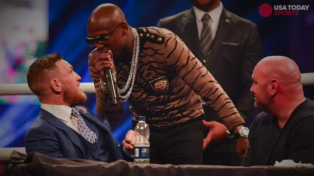With less than a month to go before the super fight between Connor McGregor and Floyd Mayweather, we take a look at how their international press tour may have crossed the line with many.