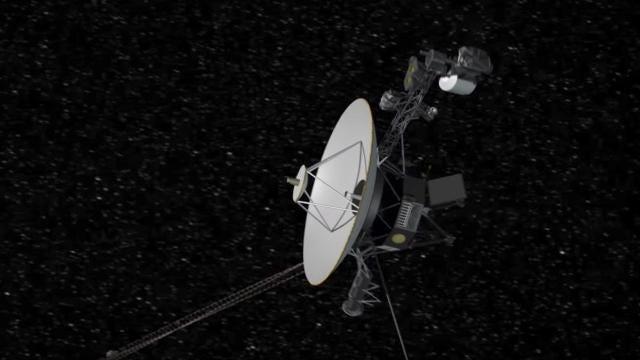 b voyager spacecraft - photo #29