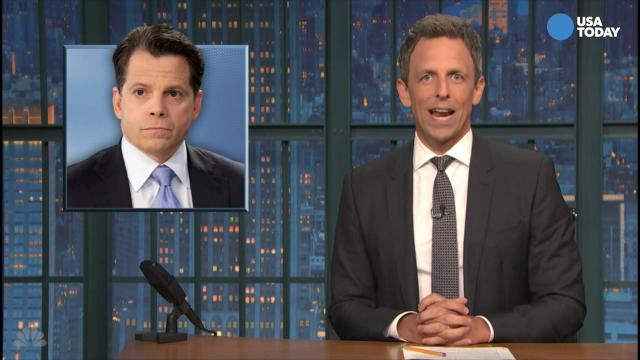 Mooch's last stand in Best of Late Night