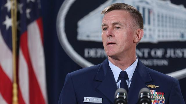 Head of Coast Guard 'will not break faith' with transgender personnel