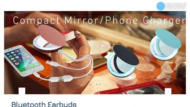 5218aa51b73ae Glitter iPhone cases recalled over chemical burn risk