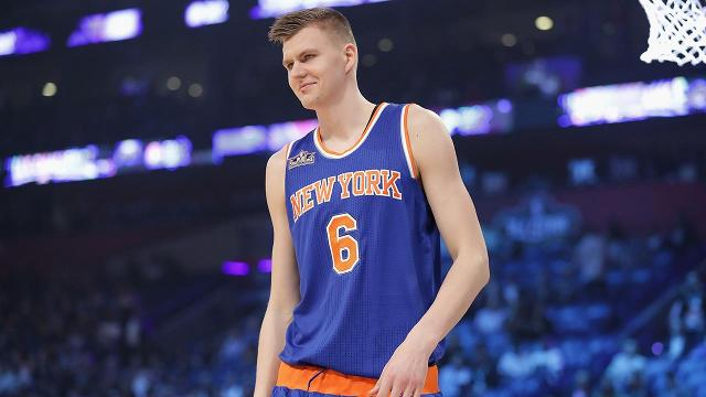 9f2c1f0b1f5 How did Porzingis become a unicorn  We asked him and his brother