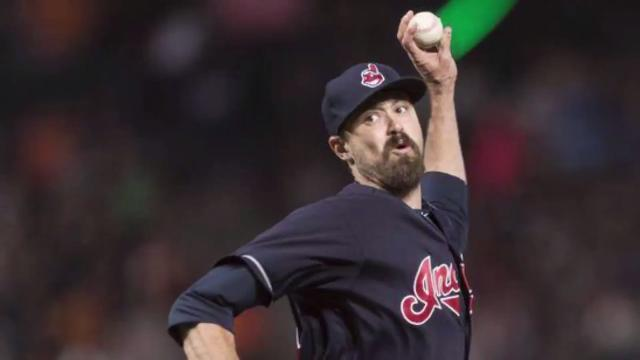 Indians lose key member of bullpen to DL