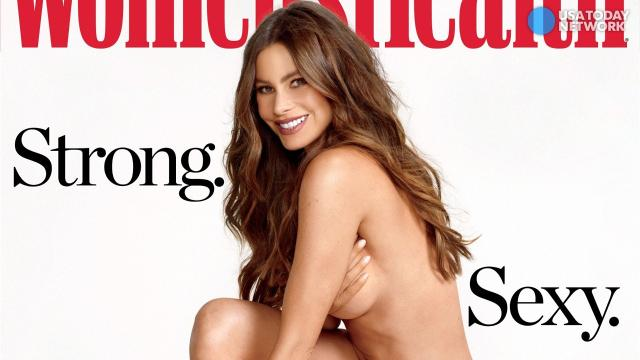 Sofía Vergara Poses Totally Nude at 45, Reveals the Key to