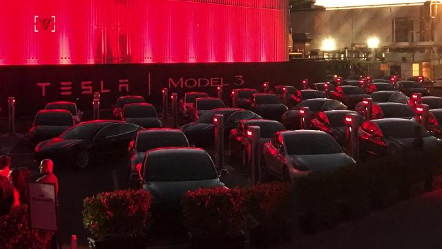 Tesla has suffered around 63,000 canceled orders for its Model 3