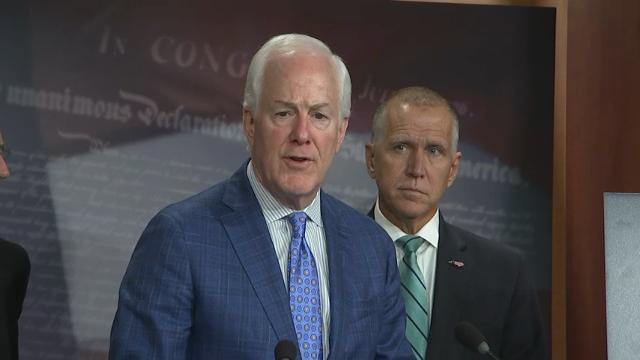 GOP Senators propose bill to strengthen border