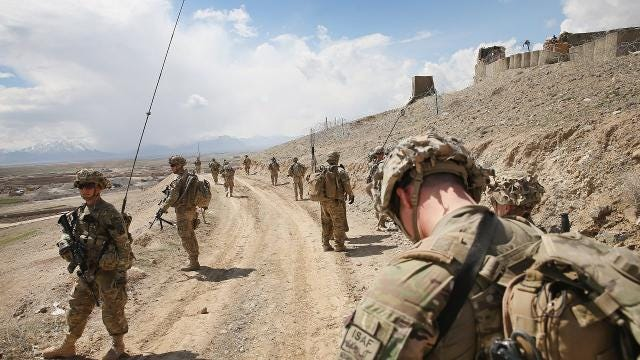 The Trump administration can't settle on an Afghanistan strategy