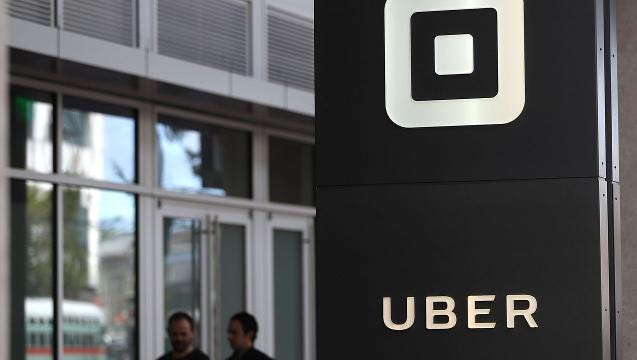 Report: Uber knowingly rented recalled vehicles