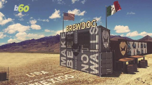 Border wall? How about a border bar instead?