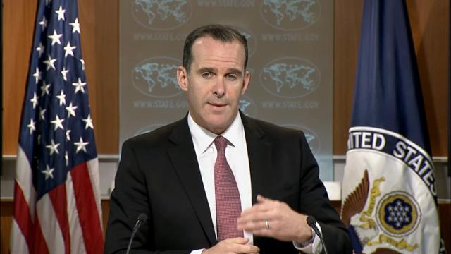 McGurk: Coalition in 'phase one' of IS fight