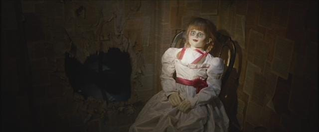 The 'Annabelle: Creation' trailer is here and we'll never sleep again