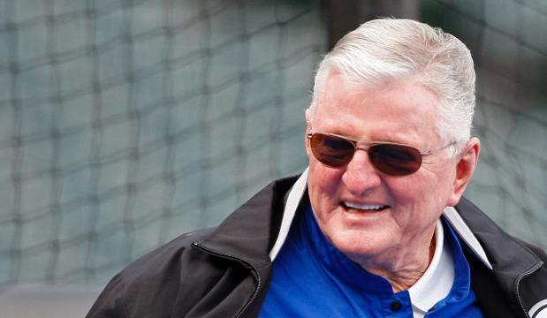 Announcer 'Hawk' Harrelson says he'll never return to Wrigley Field