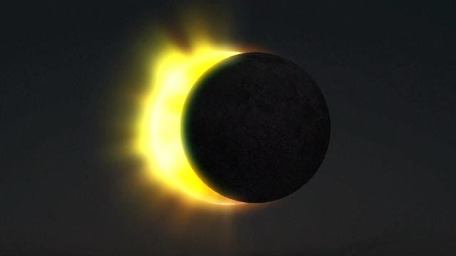 totality eclipses of the sun
