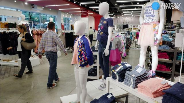 Retailers, kids go green for back-to-school shopping