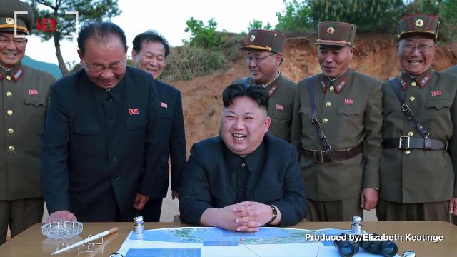 Report: North Korea making missile ready nuclear weapons