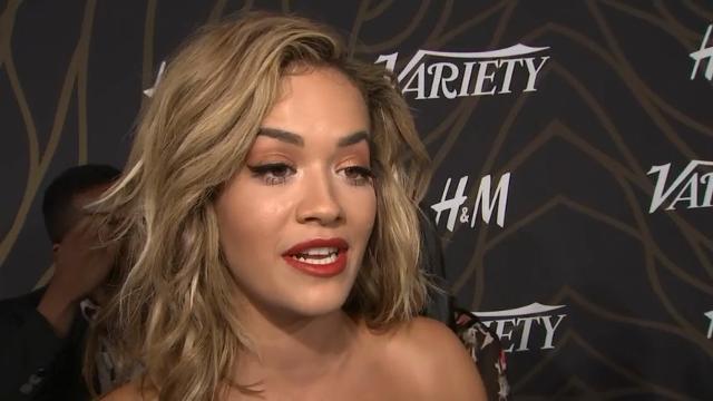 Young rising stars attend Variety awards bash