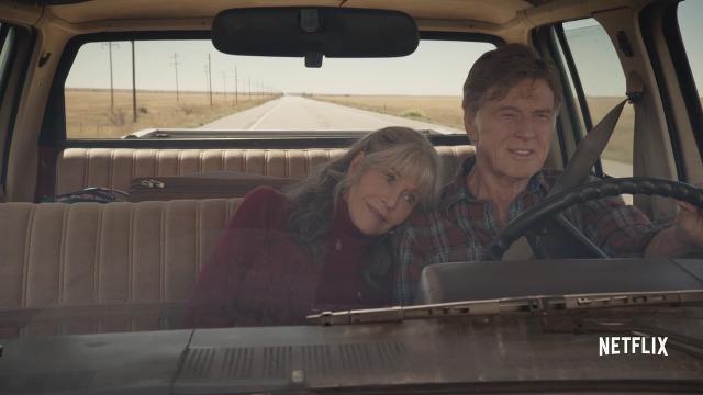 Jane Fonda: 'I live' for love scenes with Robert RedfordEntertainment