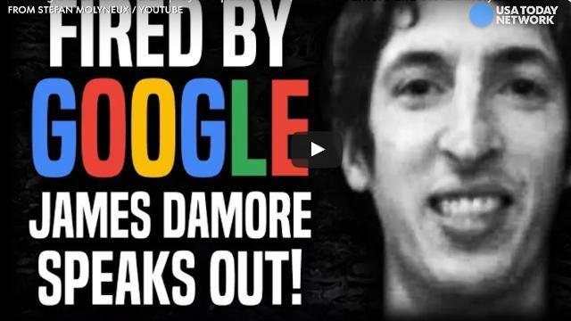 Ex-Googler, Damore, says diversity training was 'shaming'