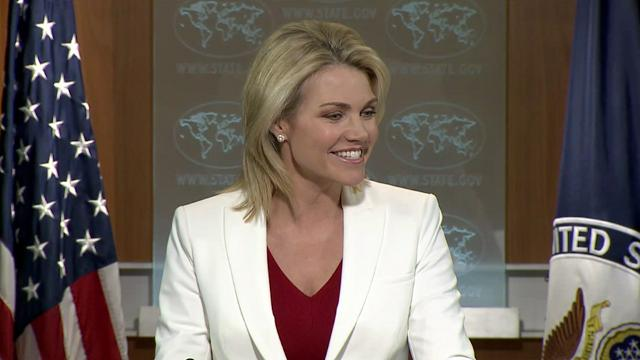 State Dept: Trump used 'language that Kim Jong-un will understand'