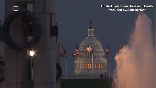 Russian military jet buzzes Washington, surveilling rather than threatening the capital
