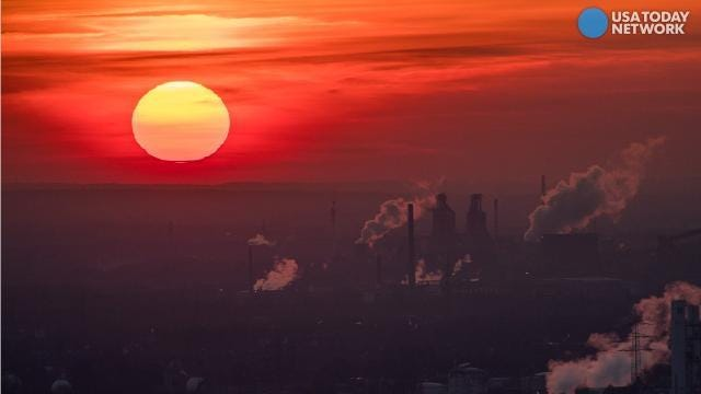 It's official: 2016 is the Earth's hottest year