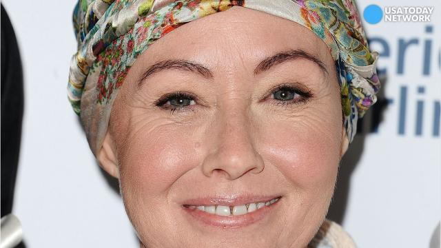 Shannen Doherty back on TV after cancer battle