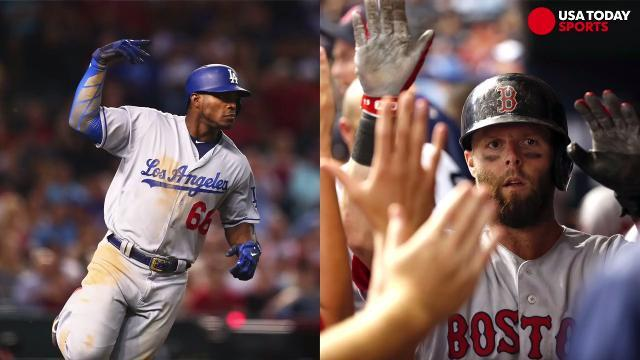 Can anyone stop the Dodgers and Red Sox?