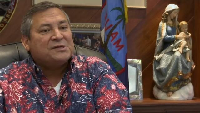 Guam Governor: No change in threat level