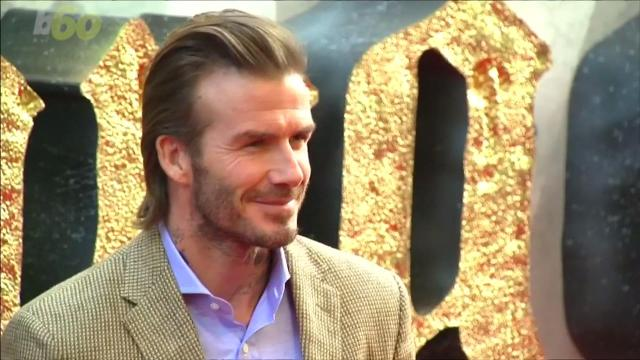 David Beckham wants daughter Harper to be a real princess
