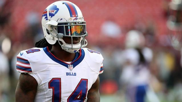 Bills trade Sammy Watkins to the Rams