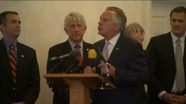 McAuliffe: Political rhetoric breeding bigotry, hatred