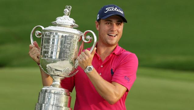 Reaction: Justin Thomas wins PGA Championship