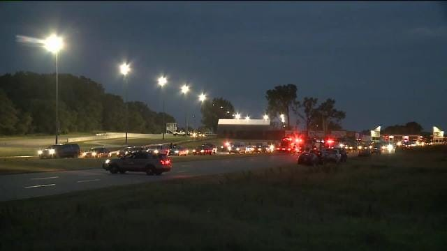 Three shot to death at Great Lakes Dragaway near Union Grove