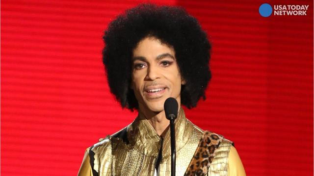 Prince honored with his own official shade of purple