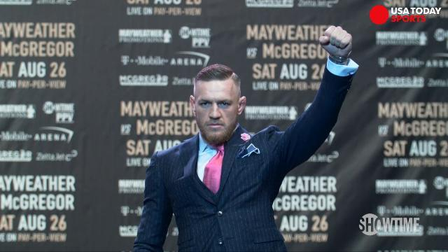 Why Conor McGregor has nothing to lose fighting Floyd Mayweather