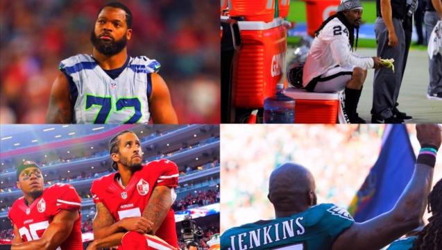 Kaepernick's message still alive around NFL