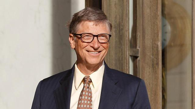 Bill Gates just gave 5% of his fortune to charity