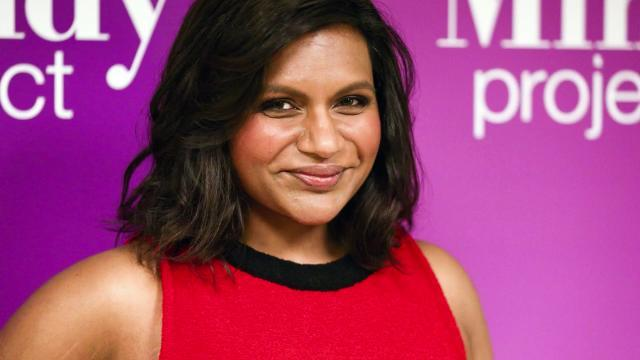 Mindy Kaling confirms pregnancy