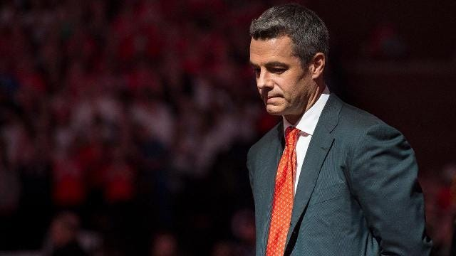 Virginia coach Tony Bennett releases statement on Charlottesville