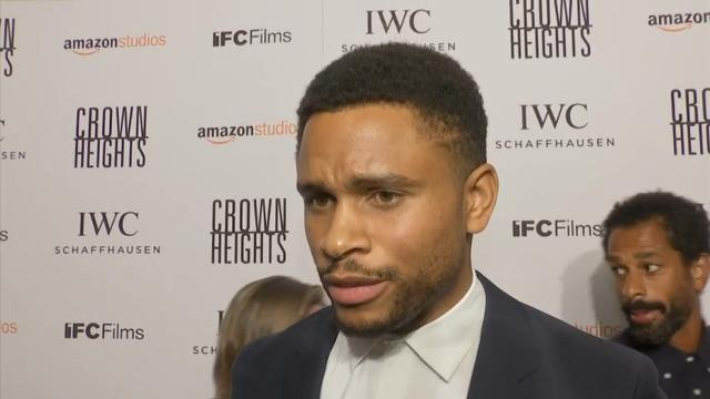 'Crown Heights' cast says Charlottesville a 'wake-up call'