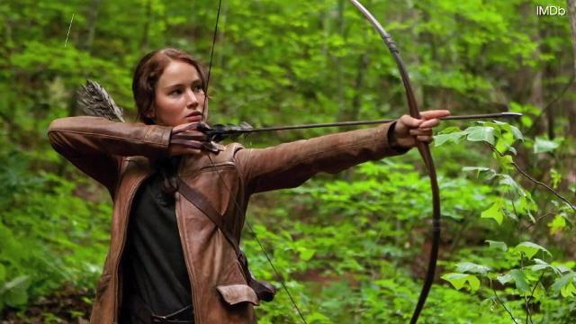 Hunger Games getting its own theme park!
