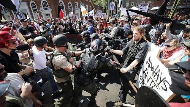 After Charlottesville, Is 'Stick to Sports' Dead?