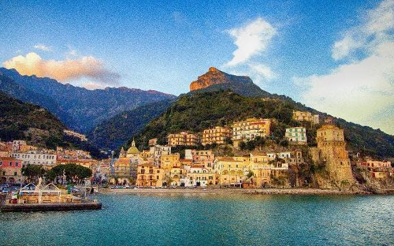 Five things to do on the Amalfi Coast