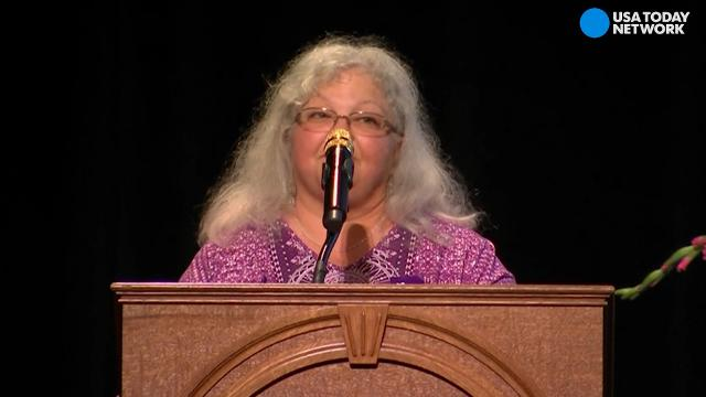 Heather Heyer's mom: Heather's message is 'magnified'