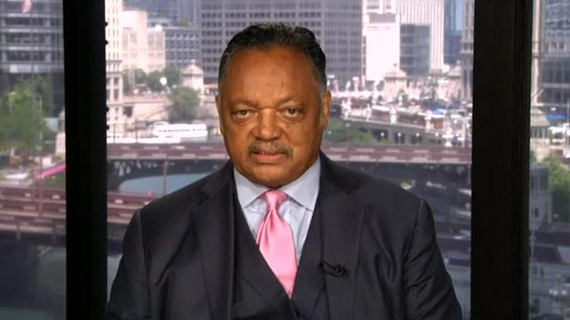 Jesse Jackson slams Trump on Charlottesville