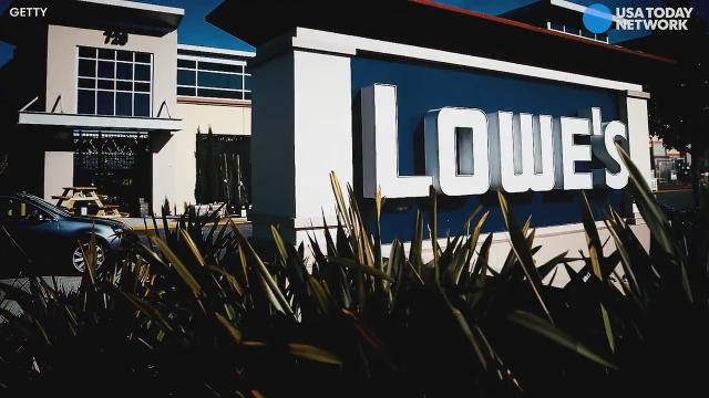 Couple accused of trying to scam Lowe's out of $258K in merchandise